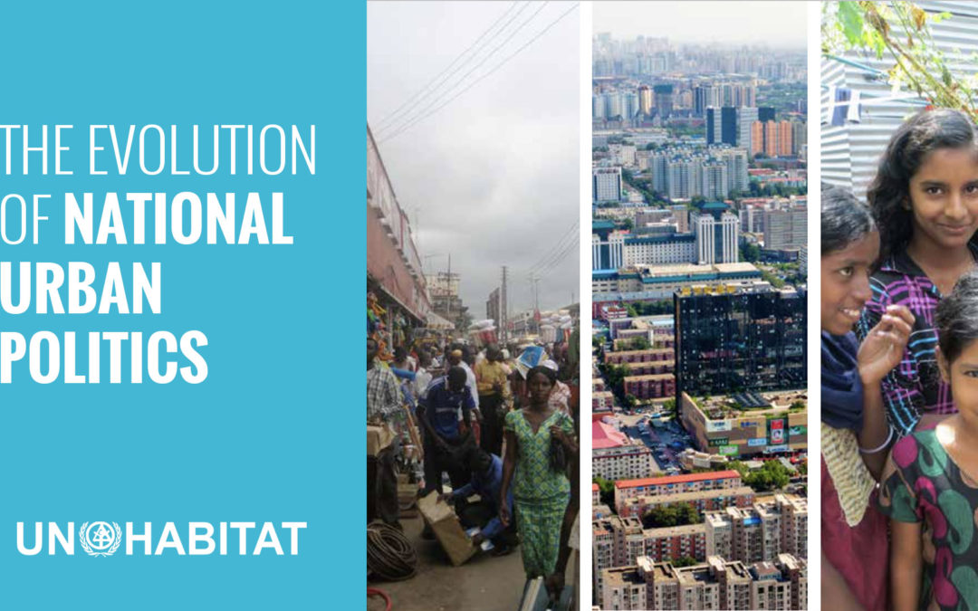 The evolution of National Urban Policies | ONU HABITAT
