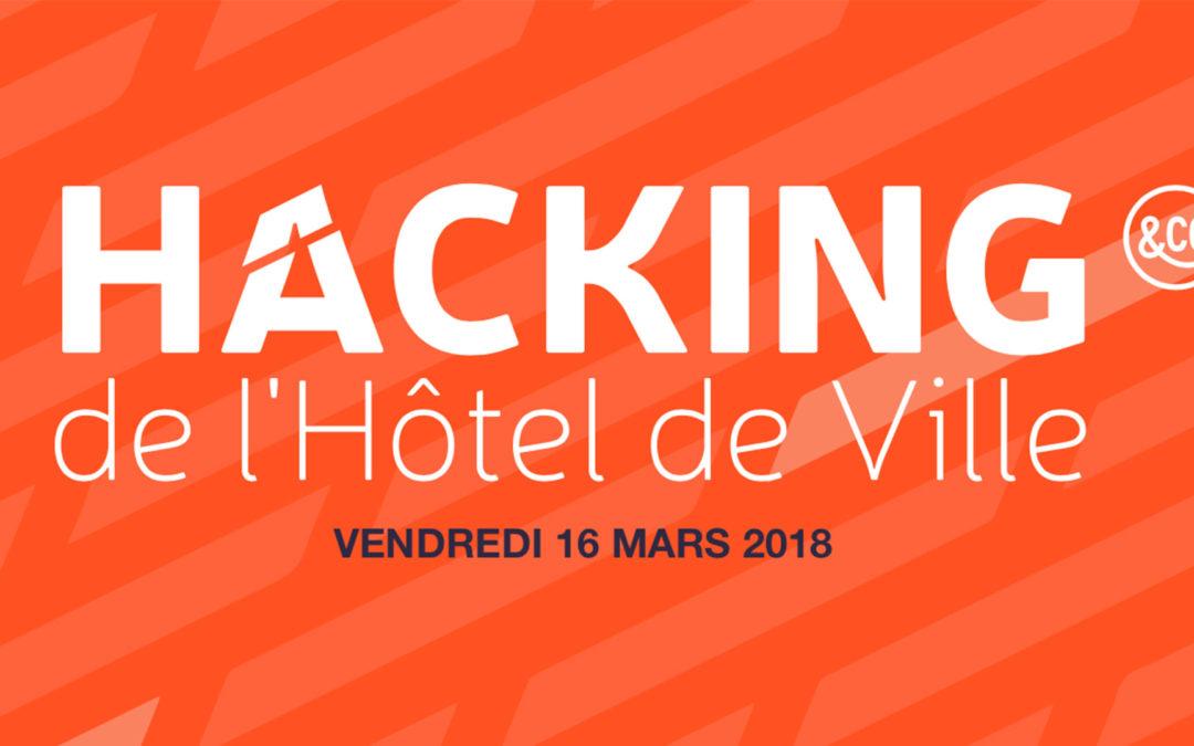 16 février 2018 | Hacking de l'Hôtel de Ville
