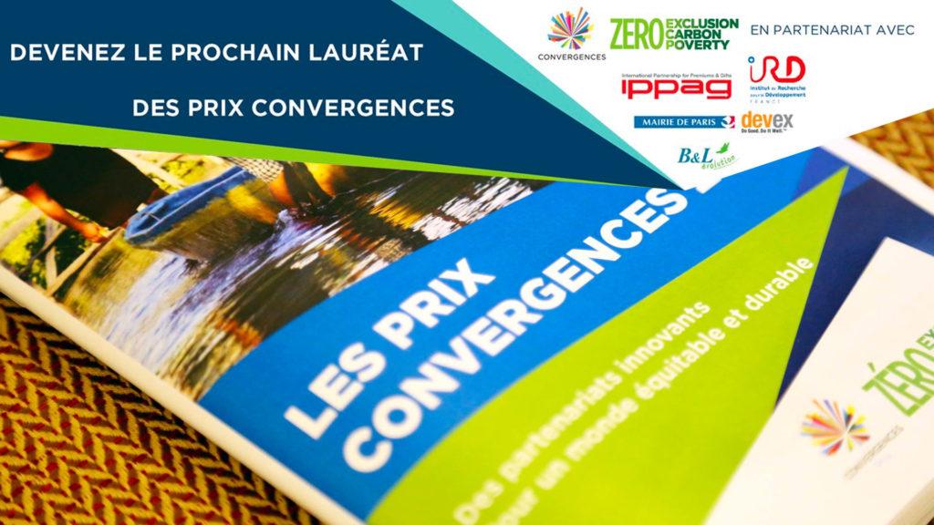 Prix Convergences 2018 – Appel à candidatures