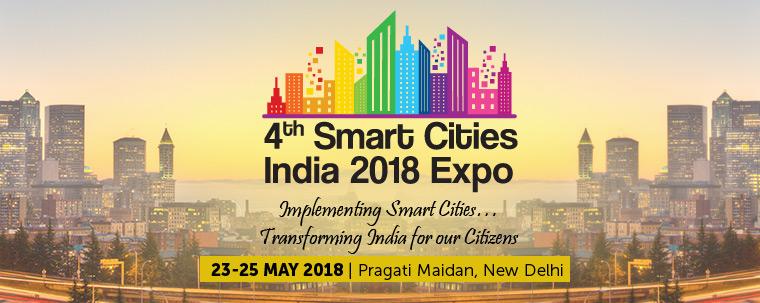 Smart Cities India Expo 2018