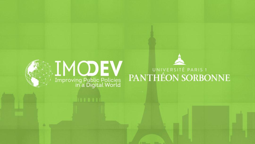 Conférence internationale 3e Journées universitaires sur les enjeux des Gouvernements Ouverts et du numérique