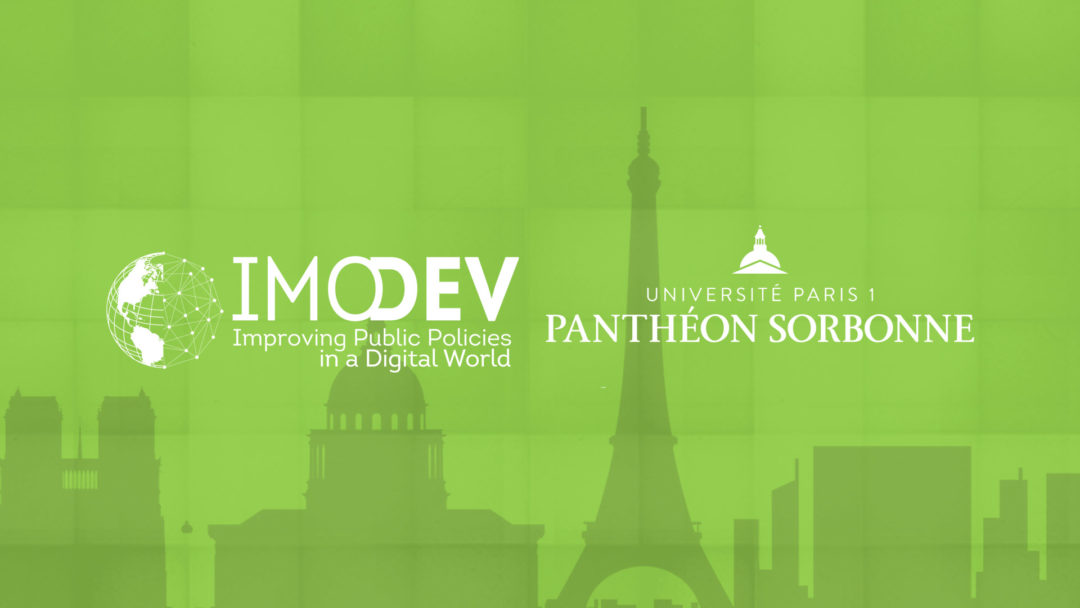 13 et 14 novembre 2018 | Forum IMODEV