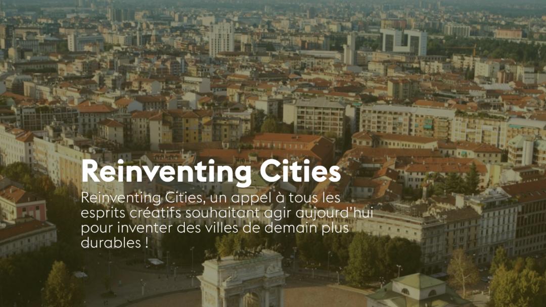 Reinventing Cities – Appel à projet par le C40