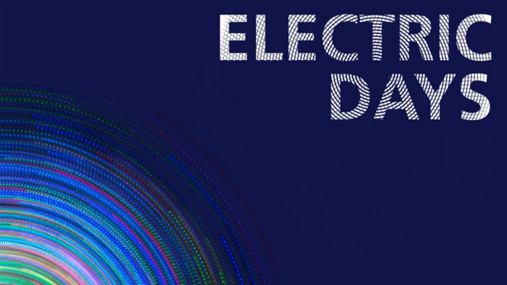 9, 10 et 11 octobre 2018 | Electrics Days