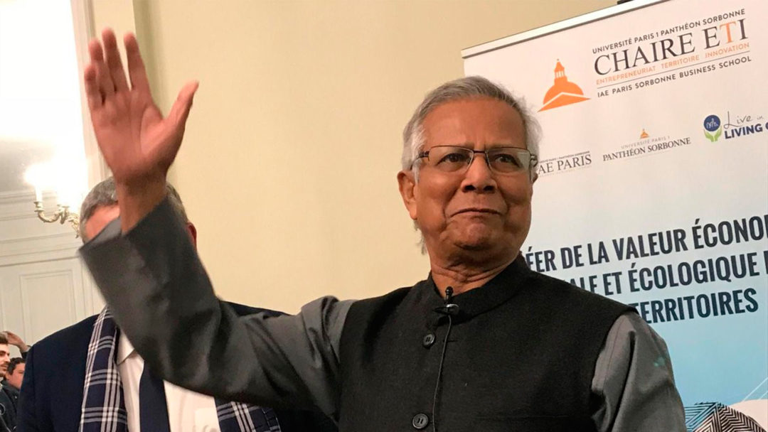 20 novembre 2018 | Signature Yunus Social Business Center