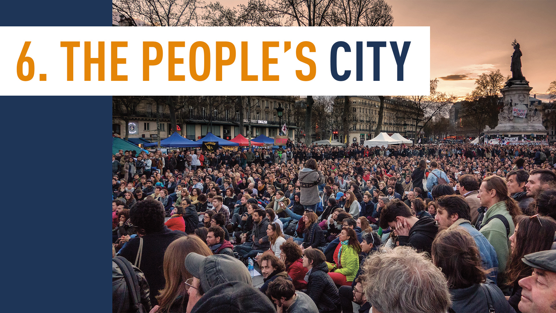 THE PEOPLE'S CITY