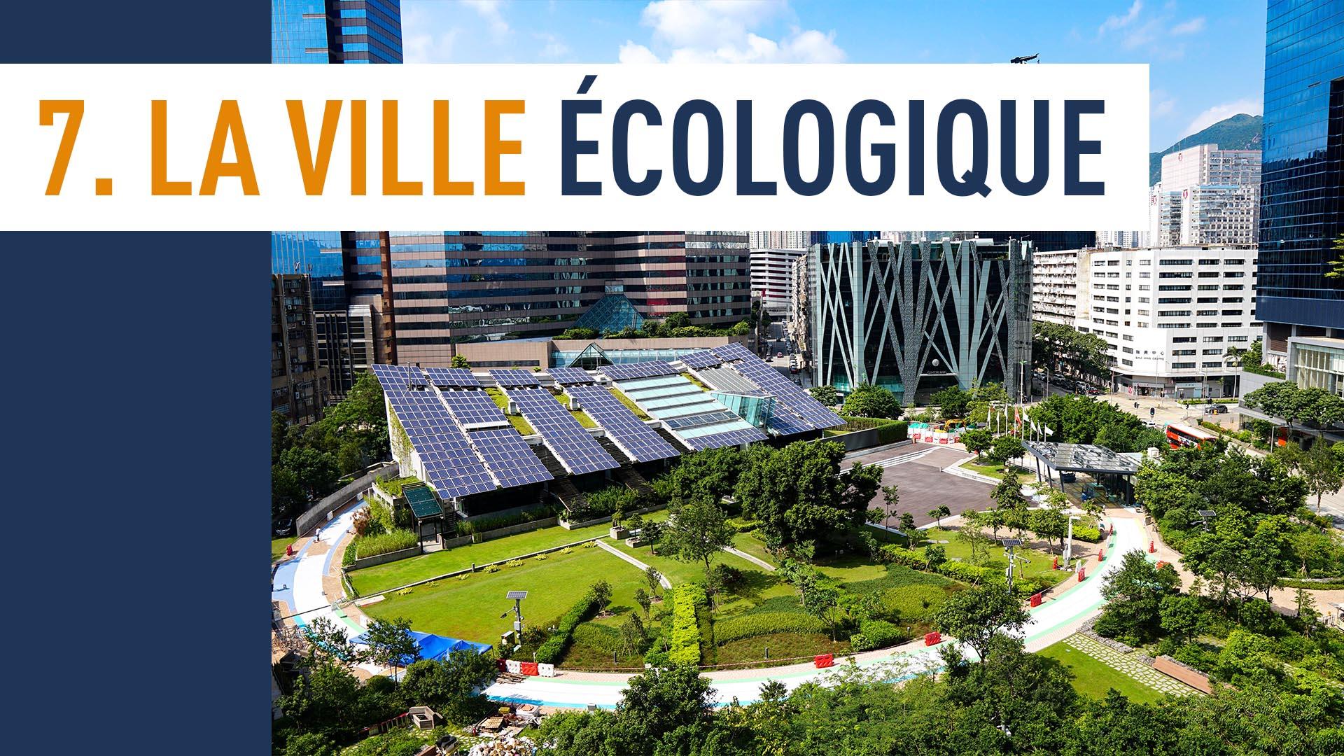 La Ville Écologique