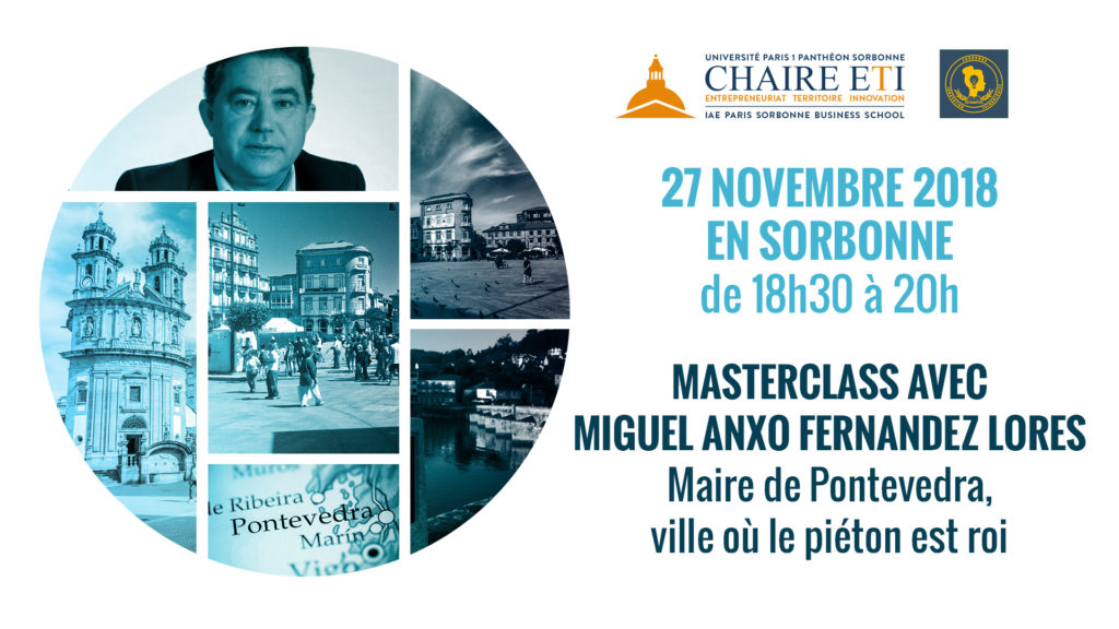 27 novembre | Master Class avec Miguel Anxo Fernandez Lores