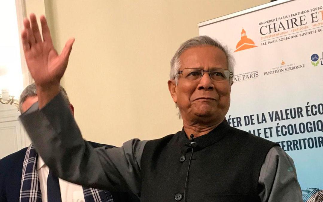 20 novembre 2018 | Signature Yunus Social Business Center