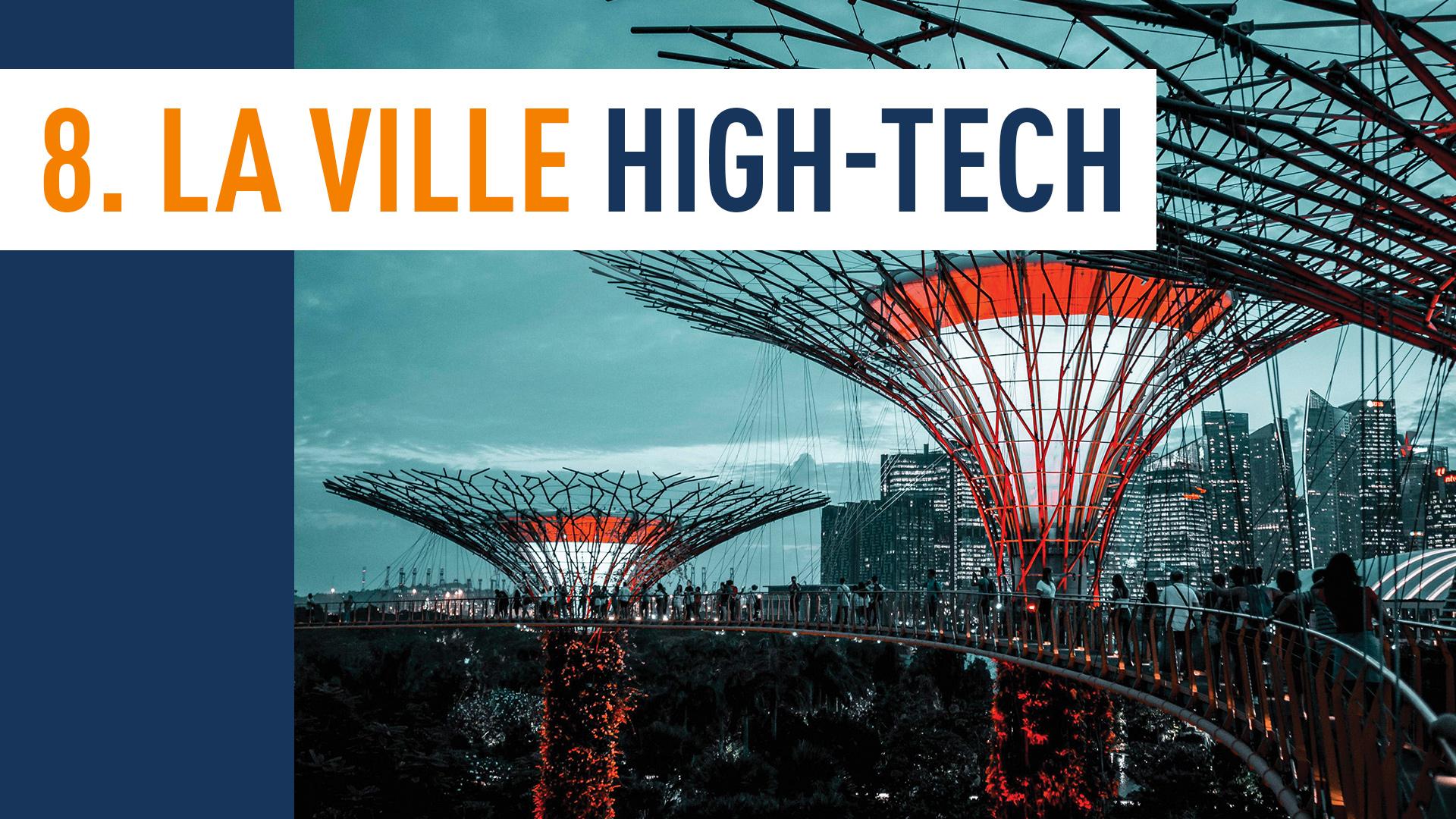 La Ville High-Tech