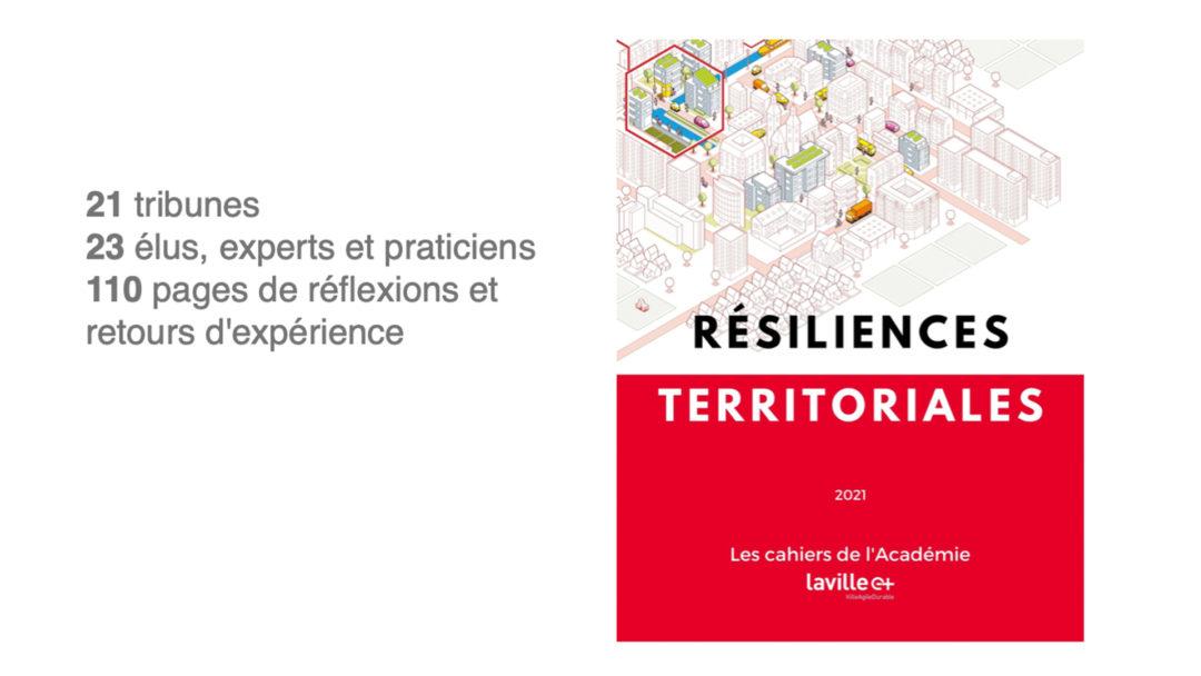 """Cahier """"Résiliences Territoriales"""""""