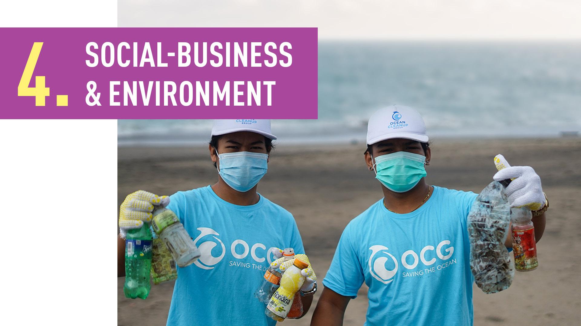 SOCIAL-BUSINESS & ENVIRONMENT