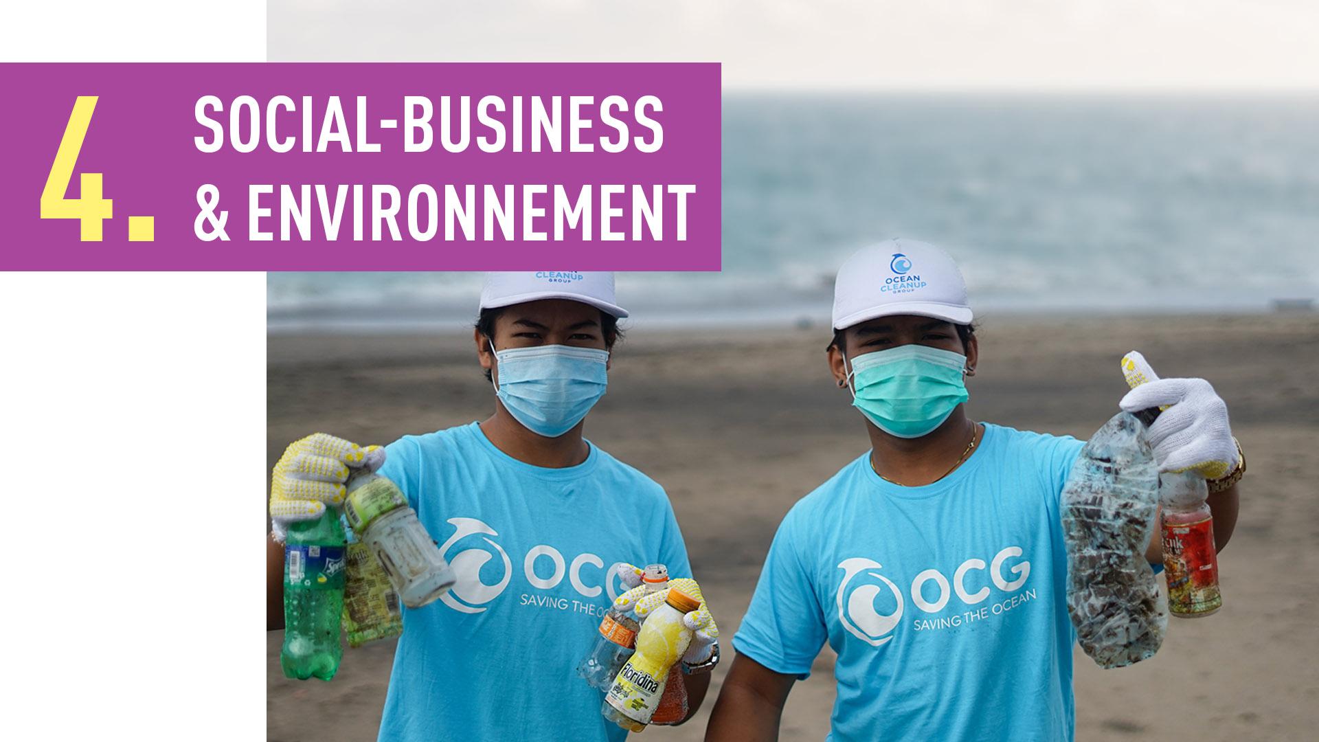 SOCIAL-BUSINESS & ENVIRONNEMENT