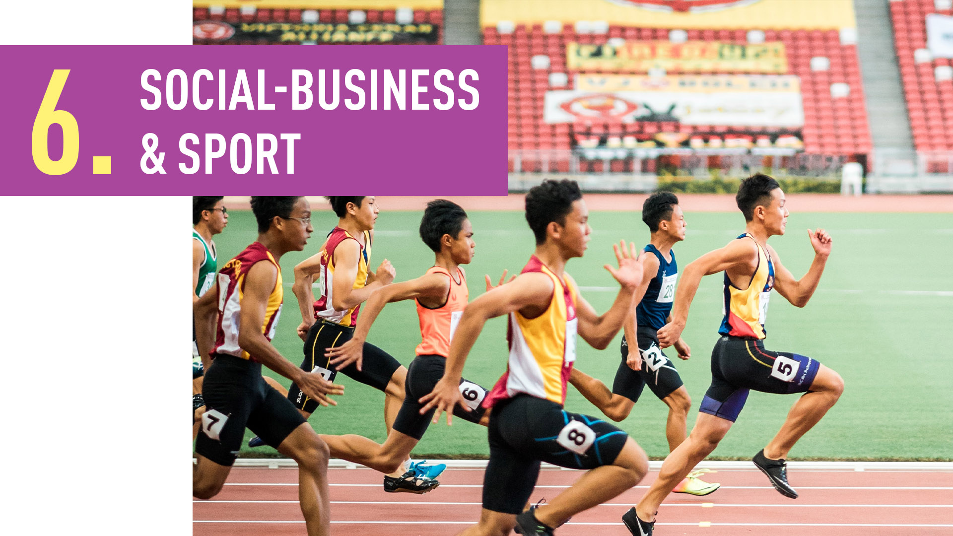 SOCIAL-BUSINESS & SPORT