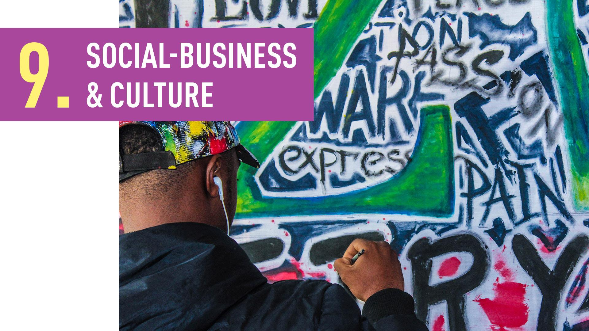 SOCIAL-BUSINESS & CULTURE